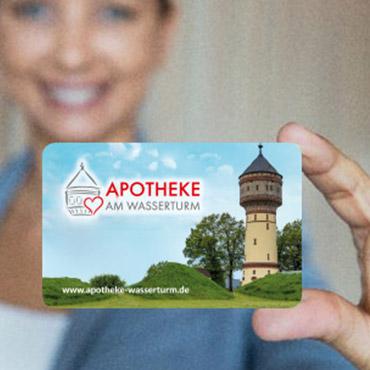 Servicekarte für Ihre Apotheke in Lippstadt