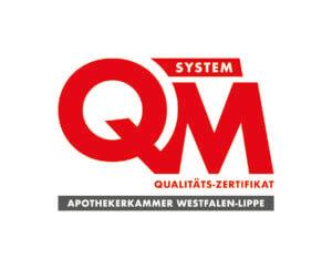 Apotheke am Salinenhof | Zertifikat